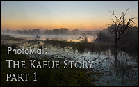 PhotoMail No 1 - 2017: The Kafue Story Part 1