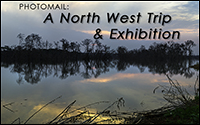 PhotoMail No 8 - 2015: A North West Trip & Exhibition