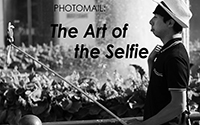 PhotoMail No 7 - 2015: The Art of the Selfie