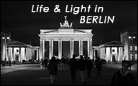 PhotoMail No 3 - 2015: Tale of 4 Cities - Life and Light in Berlin