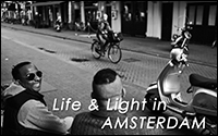 PhotoMail No 2 - 2015: Tale of 4 Cities - Life and Light in Amsterdam