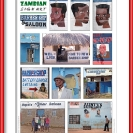 002_African-Sign-Art-Poster-Set-of-3-sizeA3-#2