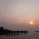 48_SZmR.9630V-Rowing-on-Zambezi-UJ-Ladies'-Eight-at-Sunset-&-Microlight