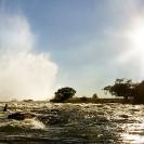 014_LZmS.28512 Zambezi River above Victoria Falls