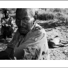 008_PZmL.8103BW-Old-Village-Man-N-Zambia