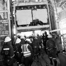 010_Pg19-KMK.6406VABW_Going down - underground miners beginning shift