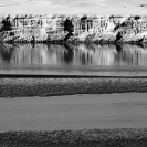 016_LZmE.0851BW Luangwa River Abstract #2