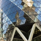 024_ArcUk.2907-Gherkin-&-City-Reflection-London