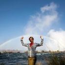 006_LZmS.9404-Girl-&-Rainbow-Victoria-Falls-Zambezi-River-Zambia