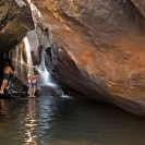 010_TZmN.1942-Swimming-In-Cave-Waterfall-N-Zambia