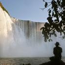 012_TZmN.7849A-Lumangwe-Falls-&-Man-N-Zambia