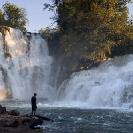 016_TZmN.7984-Kabwelume-Falls-&-Man-N-Zambia