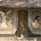 003_CZmA.8536-African-Painted-House-Jesus's Barbershop