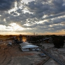 002_CM.1884-Mine-Plant-Area-Sunset