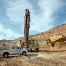 037_AC.6607-Drill-Rig-in-Open-Cast-Mine