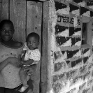 023_PZmNW.8776BW-African-Painted-House-Jesus-is-my-Lord-Zambia