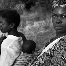 004_PZmL.8087BW-Village-Woman-N-Zambia