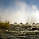 009_LZmS.2848-Victoria-Falls-&-Fisherman-Zambezi-R-Zambia