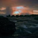 022_LZmS.3555-Sunset-over-Victoria-Falls-Zambezi-R-Zambia
