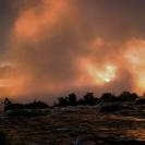 023_LZmS.3564-Sunset-over-Victoria-Falls-Zambezi-R-Zambia