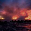 025_LZmS.3568-Sunset-over-Victoria-Falls-Zambezi-R-Zambia