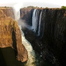 062_LZmS.1077-Victoria-Falls-at-low-water-Zambezi-R-Zambia