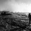08A_LZmS.2881BW-Victoria-Falls-+-Fisherman,-Zambezi-R