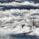 014_LZmL.7251-Fisherman-&-White-Water-Luapula-River-N-Zambia