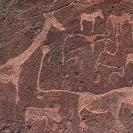 010_RANm.10-San-Late-Stone-Age-Rock-Pictograph#1-Namibia