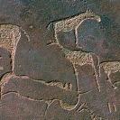 012_RANm.16-San-Late-Stone-Age-Rock-Pictograph#3-Namibia