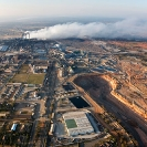 040_Min.1825-Copper-Mine-Smelter-&-Pollution-Zambia-aerial