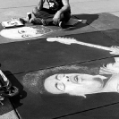 027_UFr.4848BW-Pavement-Artist-Paris